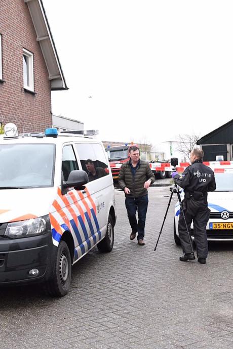 CDA-bestuurder opgepakt voor drugsfabriek op erf