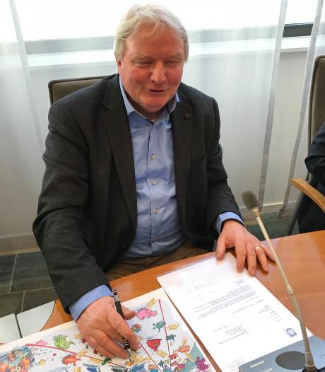 Advies van informateur in Boekel: coalitie van drie partijen