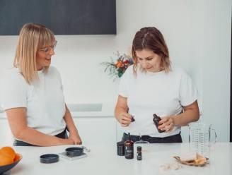 """Vriendinnen lanceren webshop om zelf cosmetica te maken: """"Je hoeft geen chemicus te zijn"""""""