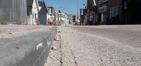 Nieuwstraat in Almelo is na bijna een jaar weer open