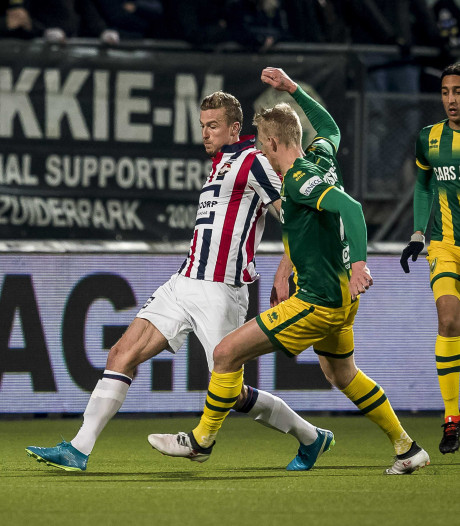 ADO-huurling Thomas Meissner over de 1-1: 'Het was een overtreding'