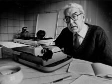 In Boekelo overleden Willem Brakman zag de wereld door een glasplaat: 'Hij is een wereld op zichzelf'