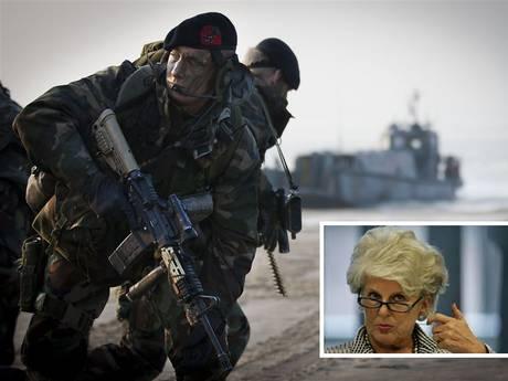 'Marinierskazerne was een cadeautje voor Karla Peijs'