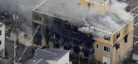 Brandstichting in Japan: 12 doden en tientallen gewonden