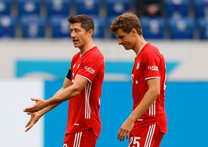 Le Bayern n'avait pas encore perdu en 2020, Hoffenheim s'est chargé de faire mordre la poussière aux Bavarois.
