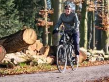 Met de snuffelfiets op pad om fijnstof te meten: 'Als ie rood uitslaat, val je waarschijnlijk van je fiets'