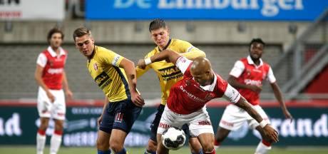 FC Dordrecht kan reeks nederlagen niet breken