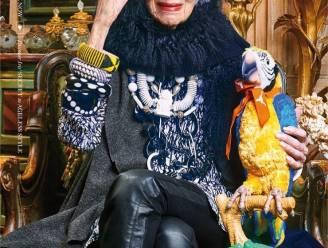 Oma's aan de top in de modewereld?