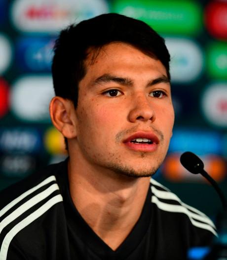 'Lozano focust zich op WK, maar sluit transfer niet uit'