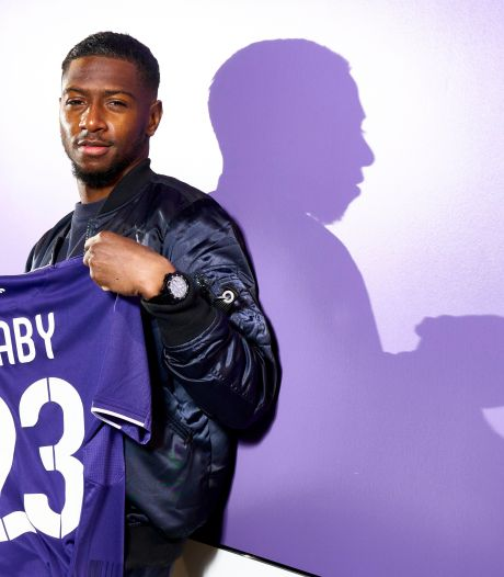 Pourquoi Diaby, courtisé par l'Antwerp, a choisi Anderlecht