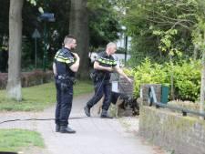 Inbreker aangehouden na klopjacht in Baarn