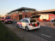 Bouwcenter bij Rijssen ontruimd na vrijkomen waterstof uit accu