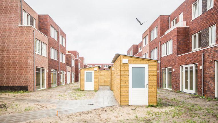Kopers konden kiezen uit drie stijlen: Oud Amsterdam, Amsterdamse School en Nieuw Amsterdam Beeld Eva Plevier