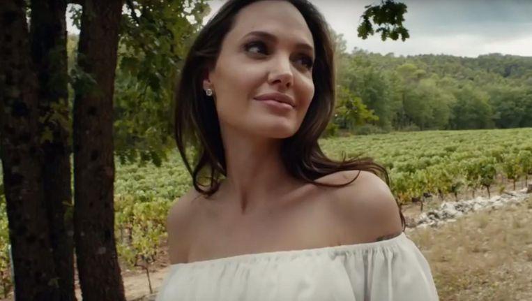 Beeld uit het reclamefilmpje van Guerlain. Beeld YouTube