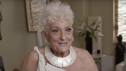 """Oma (83) verslaafd aan Tinder: """"Seks met vijftig jongemannen op acht maanden tijd"""""""