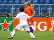 Voetbalsters Oranje trappen EK-campagne niet goed af