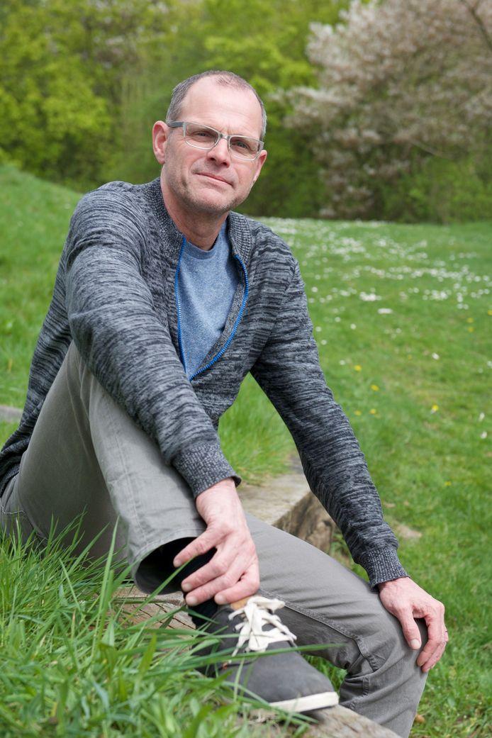 Bert Logtenberg, oud-doelman en oud-voorzitter van SV Wodanseck