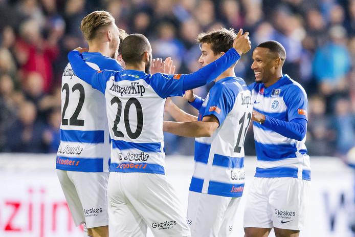 De Graafschap Gunt Fans Leuke Verjaardag Nederlands Voetbal Ad Nl