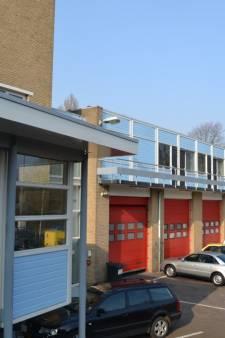 Voormalige brandweerkazerne Moerwijk tegen de vlakte: Toekomst ondernemers ongewis