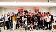 Rode Duivels krijgen ronkende namen uit Belgische topsport over de vloer