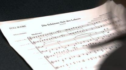 Prof vindt muziekpartituren van gevangenen uit Auschwitz en ze klinken heel opgewekt