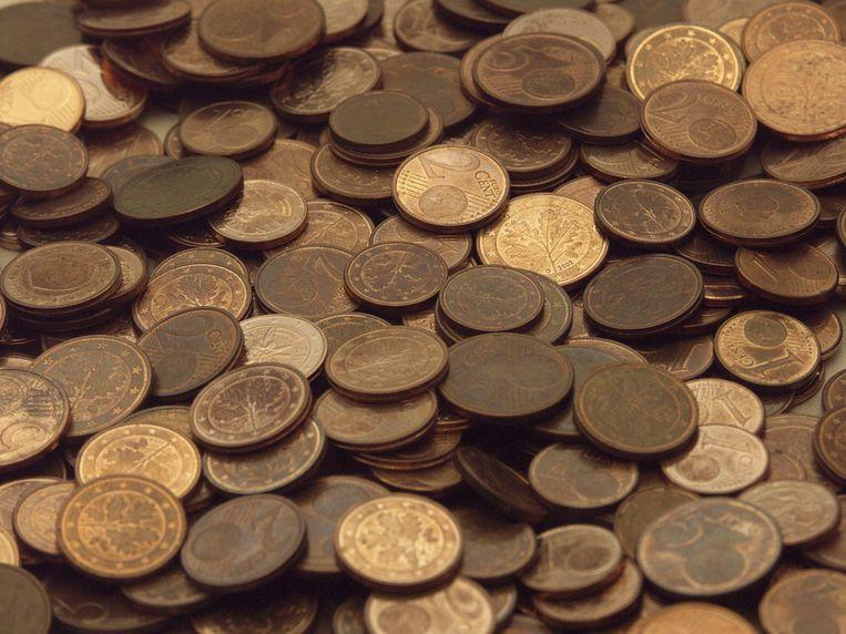 Beeld ter illustratie, handelaars moeten sinds 1 december cashbetalingen afronden tot 5 cent.