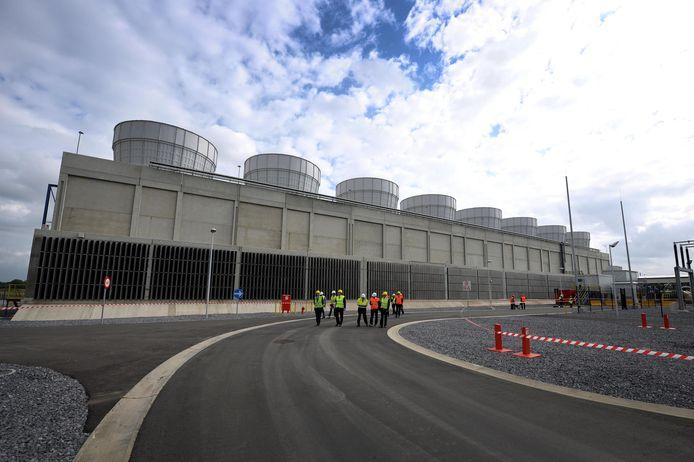 La centrale de Tessenderlo.