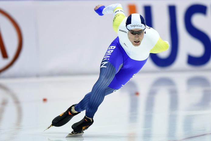 Thijs Govers uit Vorden gaat namens Nederland naar de World Cup voor junioren in Minsk. foto AWFoto