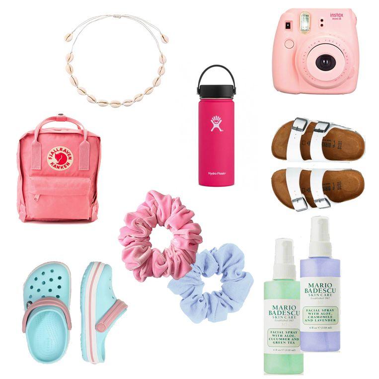 VSCO-girl starter pack.