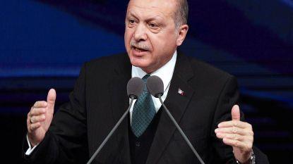 Erdogan legt Europese oproep voor stopzetting gevechten in Syrië naast zich