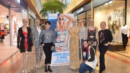 Shoppingcenter Ninia houdt eerste grote modeshow
