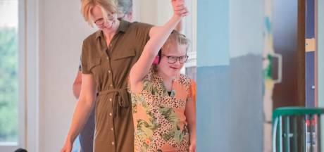 Ook Danike doet de eindmusical, als kroon op acht jaar superpassend onderwijs