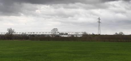 Weg tussen Oeffelt en Gennep op palen om de Maas meer ruimte te geven