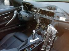 Daar zijn ze weer, inbrekers die in Gorinchem airbags uit auto's stelen