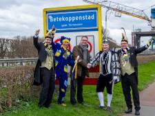 Het is nu echt, Sas van Gent is helemaal officieel Betekoppenstad