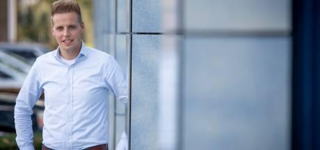 Robert de Lenne uit Saasveld is Twentse jonge ambtenaar van het jaar