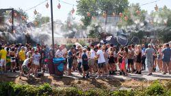 Hete Tomorrowlandeditie gaat gepaard met meer interventies door het Vlaamse Kruis