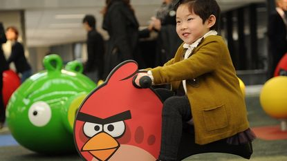 Angry Birds opent pretpark in China