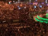 Tienduizenden mensen lopen klimaatmars in Madrid
