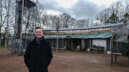 Stad werkt compromis uit voor schuttersvereniging Sint-Sebastiaan: tenten ruimen plaats voor containers
