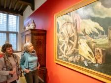 'Kunstschilder Piet Rijken uit Middelburg was misschien zijn tijd wel vooruit'