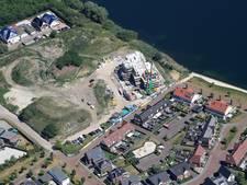 Bouw appartementencomplex De Meeris in Waalre vordert