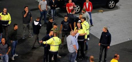FC Oss fans moeten Utrecht onder politiebescherming verlaten