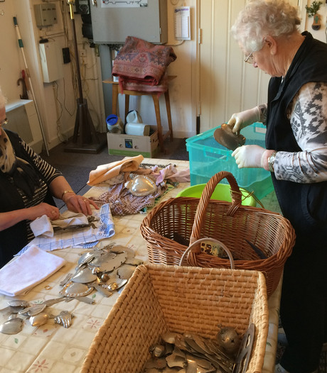 Kapel Onze Lieve Vrouw ter Eik in Veldhoven in gereedheid gebracht