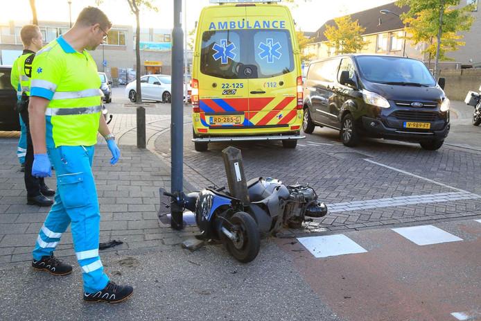 Ongeluk Helmond