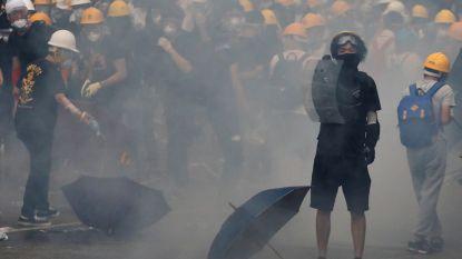 Hongkong sluit deze week overheidsgebouwen in centrum na rellen