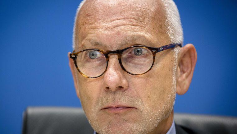 Erik Staal, voormalig directeur-bestuurder bij Vestia Beeld ANP