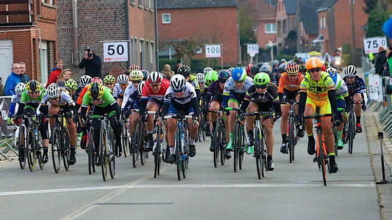 De Omloop van het Hageland is een populair evenement in de streek.