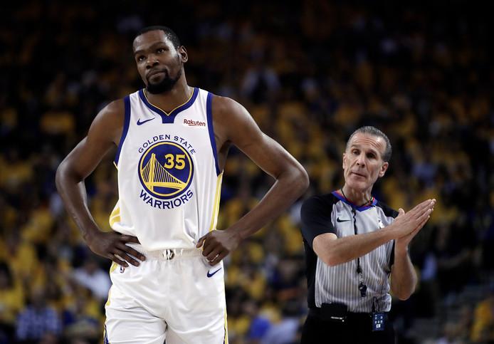 Kevin Durant devrait faire son retour pour le troisième match de cette finale.