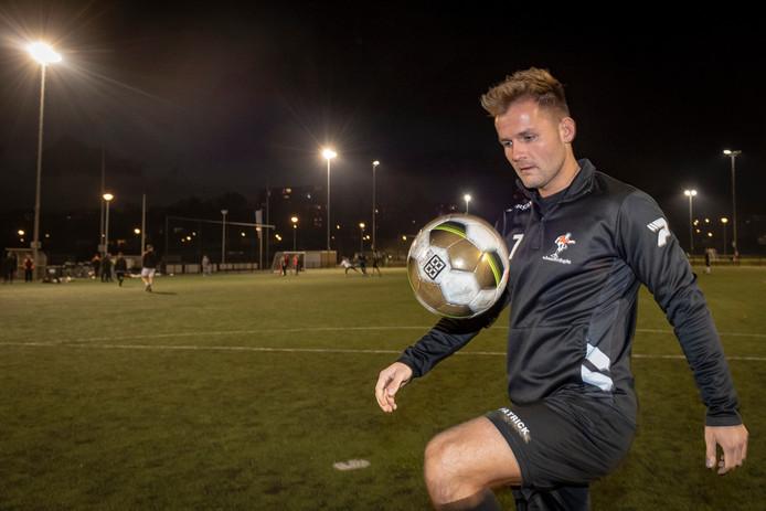 Geert Verstraten keert morgen terug bij de club waar het voor hem allemaal begon: METO.